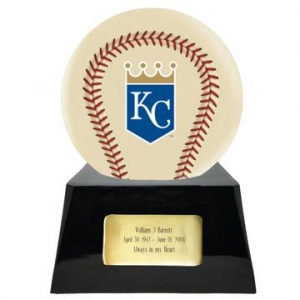 KANSAS CITY ROYALS URN #IUBB322
