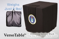 VERSO (VTST)  HONOR  TABLE BLACK With 4 PATCHES