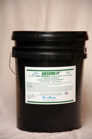 ABSORB-IT #552-25  LARGE BUCKET (25LB)